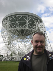 At Jodrell Bank